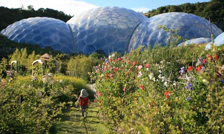 The-Eden-Project-Cornwall
