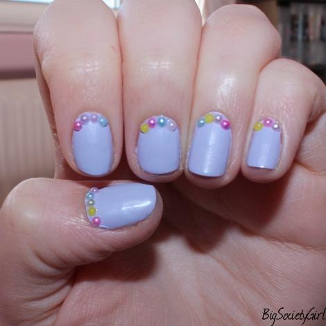 Spring-manicure-matte-nail-polish